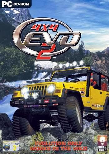 احدث العاب السيارات الممتعة 4x4 Evo 2 كاملة لعب مباشر بدون تسطيب حصريا تحميل مباشر 4x4+Evo+2