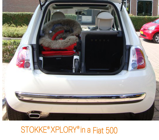 Stokke 174 Xplory 174 In My Boot