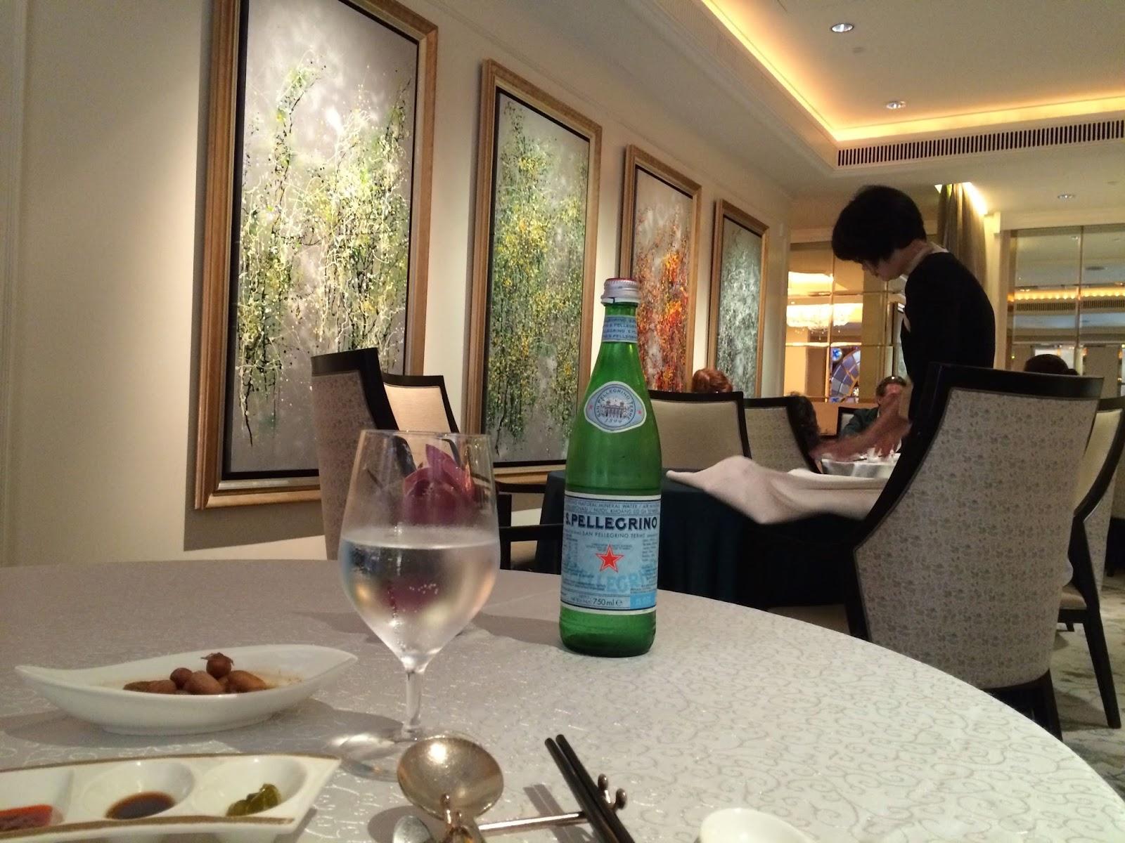 Yang Ting at St. Regis Singapore
