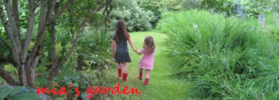mias garden