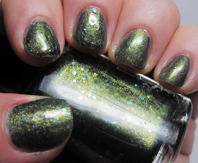 Daphine Polish Sick, Sad World