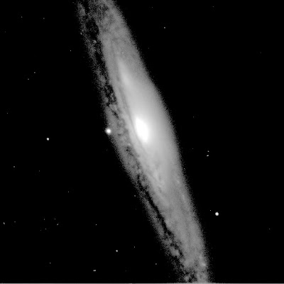 Galaxy NGC 4216