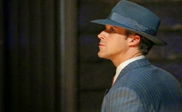 Ryan Gosling in movie of The Gangster Squad 2012