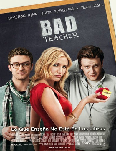 Ver Malas enseñanzas (Bad Teacher) (2011) Online