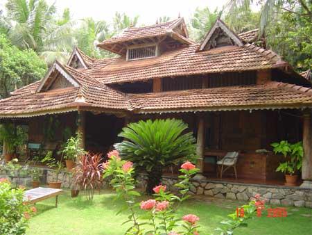 Kerala Roof Design