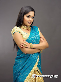ananya latest hot navel show photos in saree and churidar