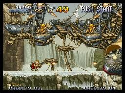 Gratis game terbaik android Metal Slug 2