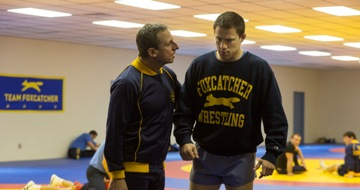 Chew's Reviews – 'Foxcatcher'