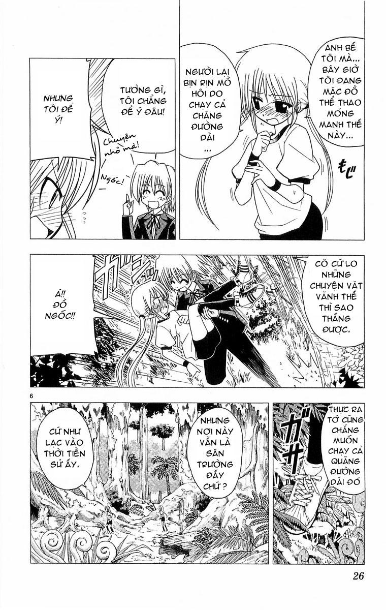 Hayate No Gotoku! trang 6