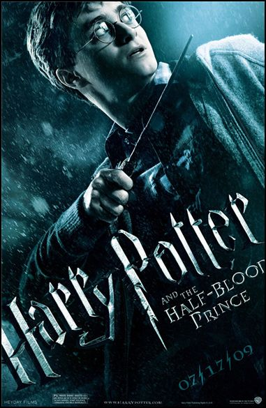 Harry Potter 6 and the Half Blood Prince