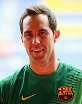 Claudio Bravo (Barça)