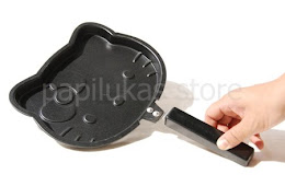 Fry Pan Hello Kitty