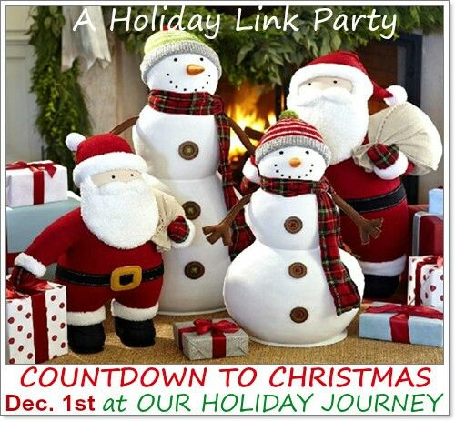 Countdown to Christmas Linky Party