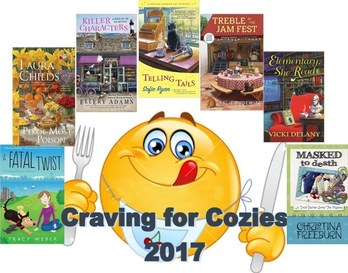 Craving for Cozies 2017 Challenge