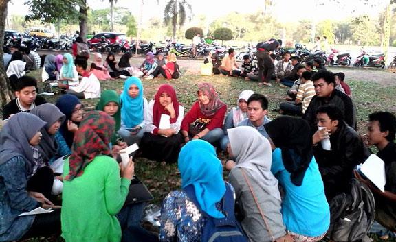 Salah satu organisasi kedaerahan asal Lampung