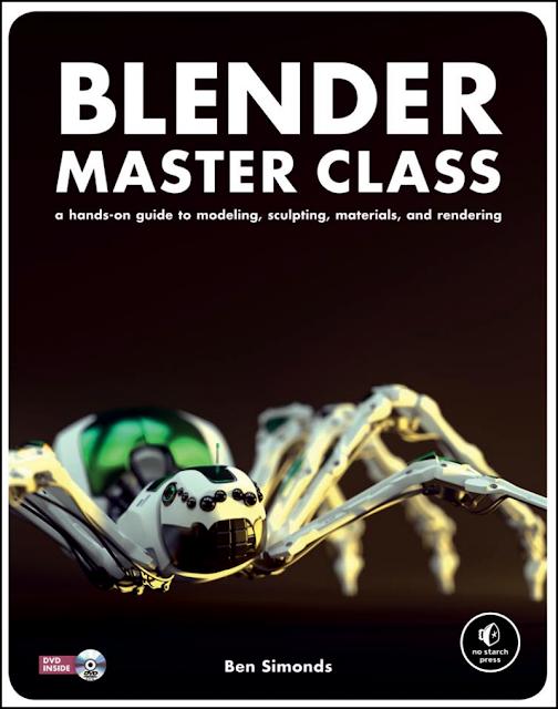 Ben Simonds - Blender Master Class