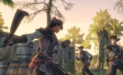 Assassins Creed Liberation HD Game PC
