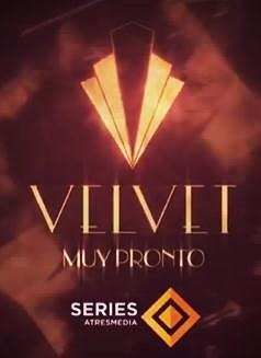 "Actrices serie ""Velvet"""