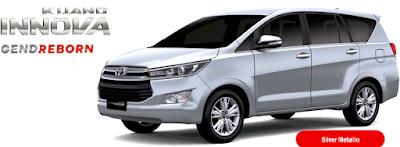 mobil toyota kijang innova the legend reborn terbaru