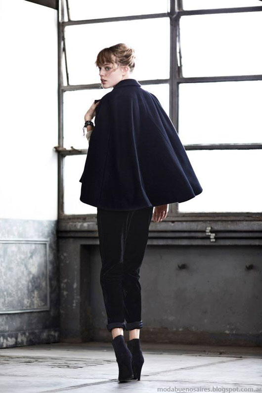 Paula Cahen D'Anvers otoño invierno 2014 moda.