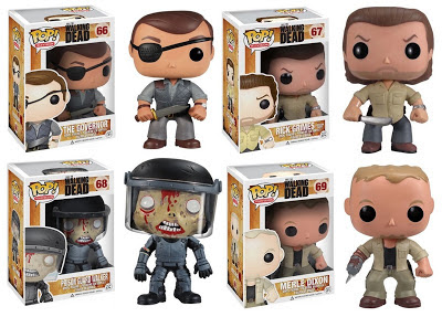 Funko POP! AMC's The Walking Dead Series 3