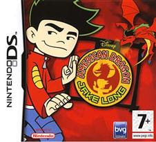 American Dragon: Jake Long   Nintendo DS