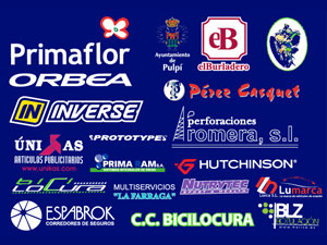 Sponsor Primaflor Orbea Racing Team