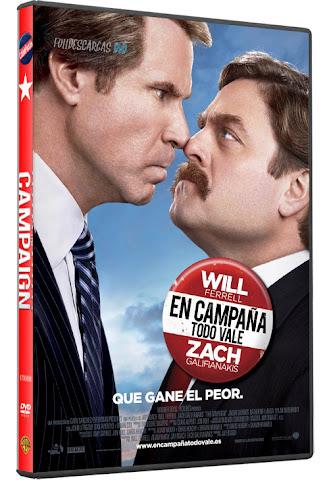 Descargar En campaña todo vale DVDRip Español Latino 2012