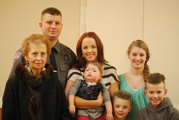Avery's Family