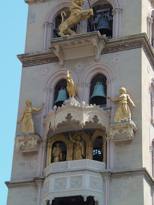 Messina campanile bell tower
