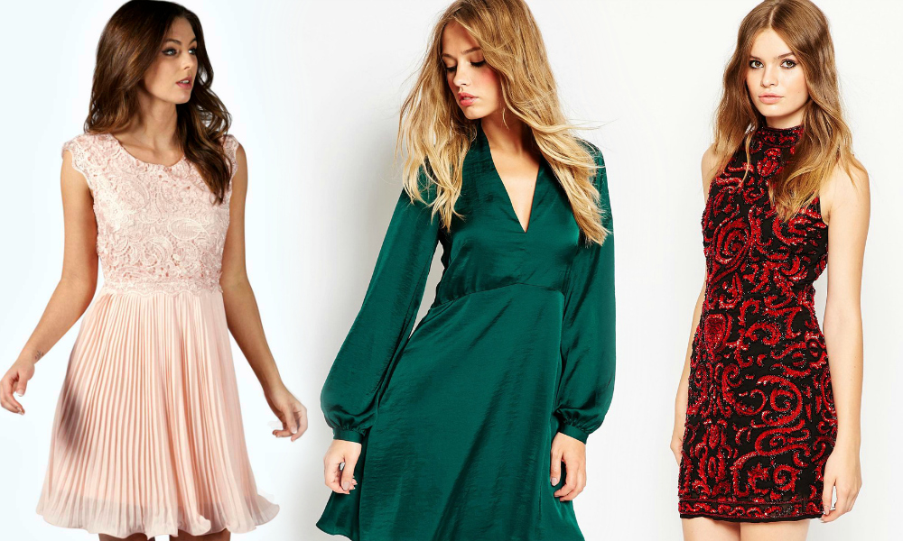 the christmas party season has officially begun and the high street is currently bursting with gorgeous party dresses i have been busy browsing some of