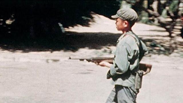 17 avril 1975, les Khmers rouges ont vidé Phnom Penh