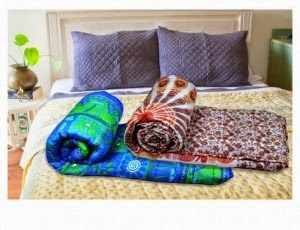 MeSleep Double Bed Jaipuri Quilt for Rs. 863 at Groupon