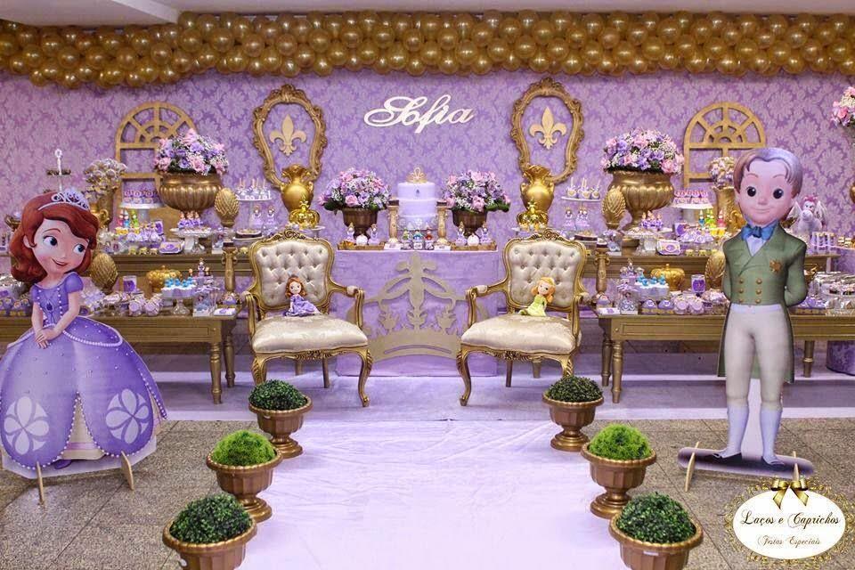 festa jardim rustica:Laços & Caprichos: Princesa Sofia!!!
