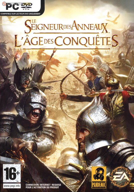 Lord Of The Rings Conquest PC