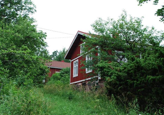 Pehr Kalm's Sipsalo near Turku, Finland