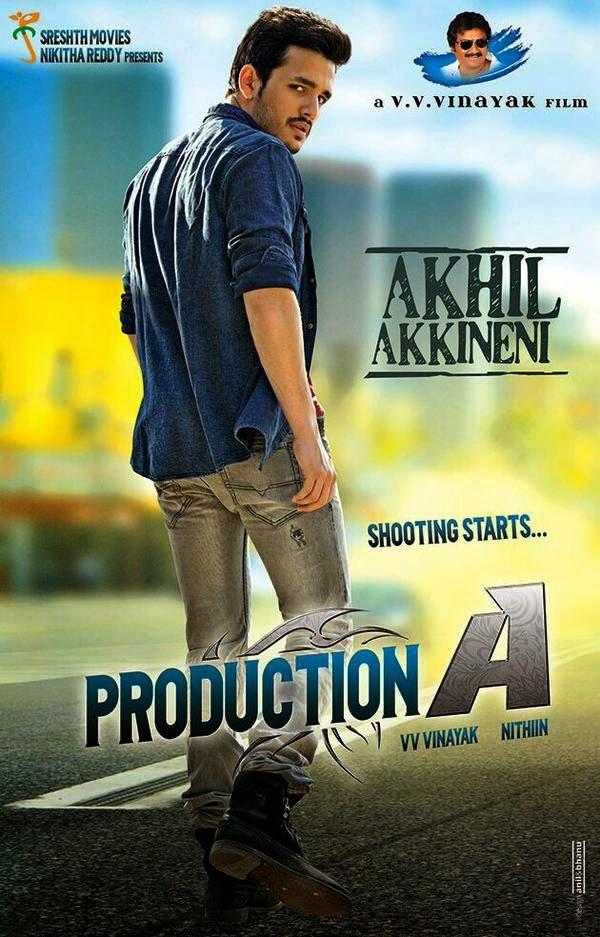 Akkineni Akhil Untitled Telugu Movie at ShipaKalaVedhika