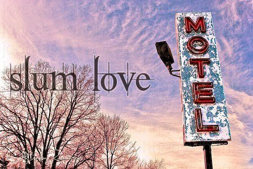 Slum Love - SelfBinding Retrosecpt by Alanna Rusnak
