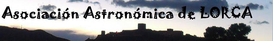 ASOCIACIÓN ASTRONÓMICA DE LORCA