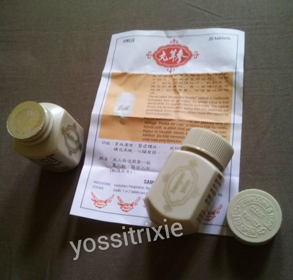 Yossitrixie Samyunwan Wisdom Kemasan Baru Rp 25000 Sam Yun Wan Samyun Obat Penambah Nafsu Makan 2 2nya Asli Dan Silver Dibuat Oleh Satu Perusahaan Perbedaanya Hanya Pada Box Sengaja Dua Jenis
