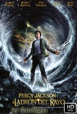 Percy Jackson y El Ladron del Rayo [1080p] [Latino-Ingles] [MEGA]