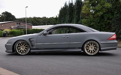 Mercedes Benz Cl500 Convertible