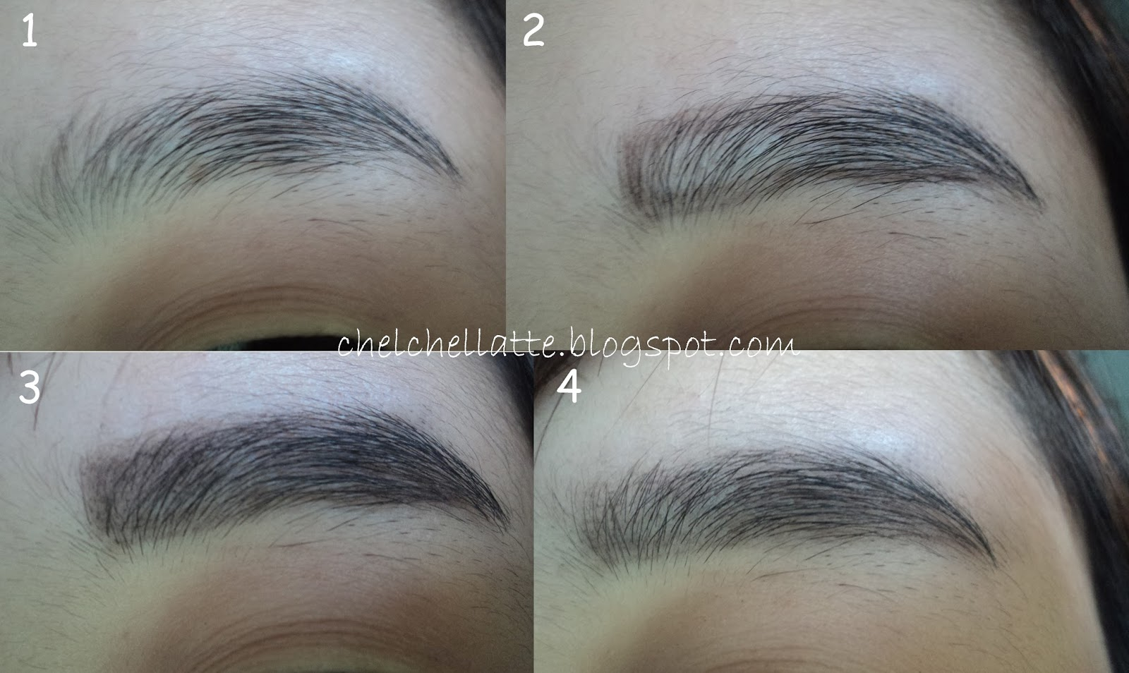 New How To Make Eyebrow Hair Softer Drawing Etude Tutorial House Review Korean Latte