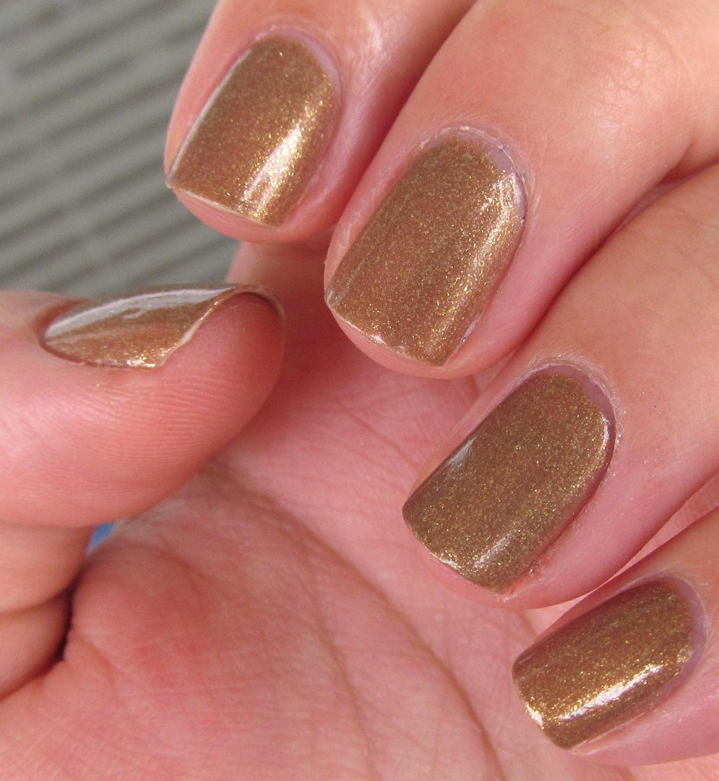 I swatch it, so you dont have to!: Sephora by OPI Going