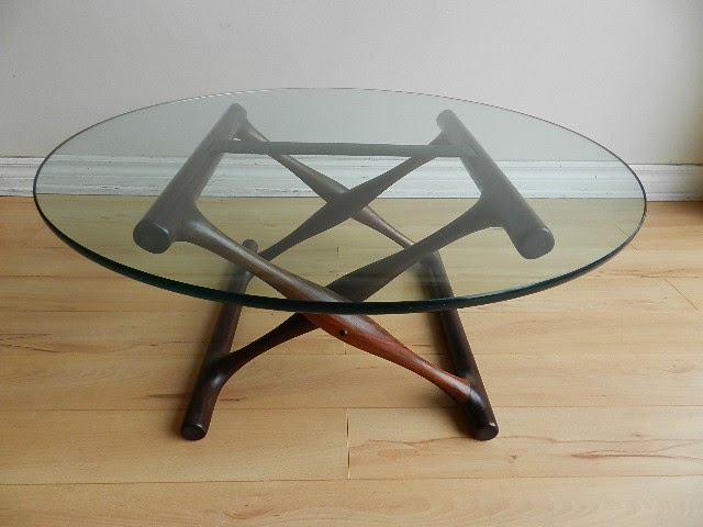 Zig zag march 2015 - Folding glass coffee table ...