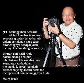 Kata Mutiara Mario Teguh Terbaru 2013