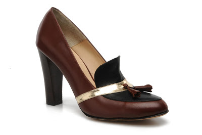 Oscar designer shoes