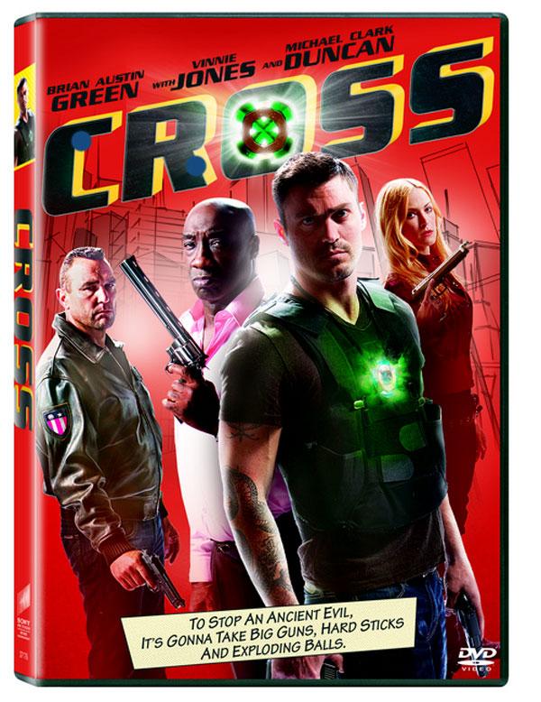 Cross 2011 DVDRip XviD-FRAGMENT