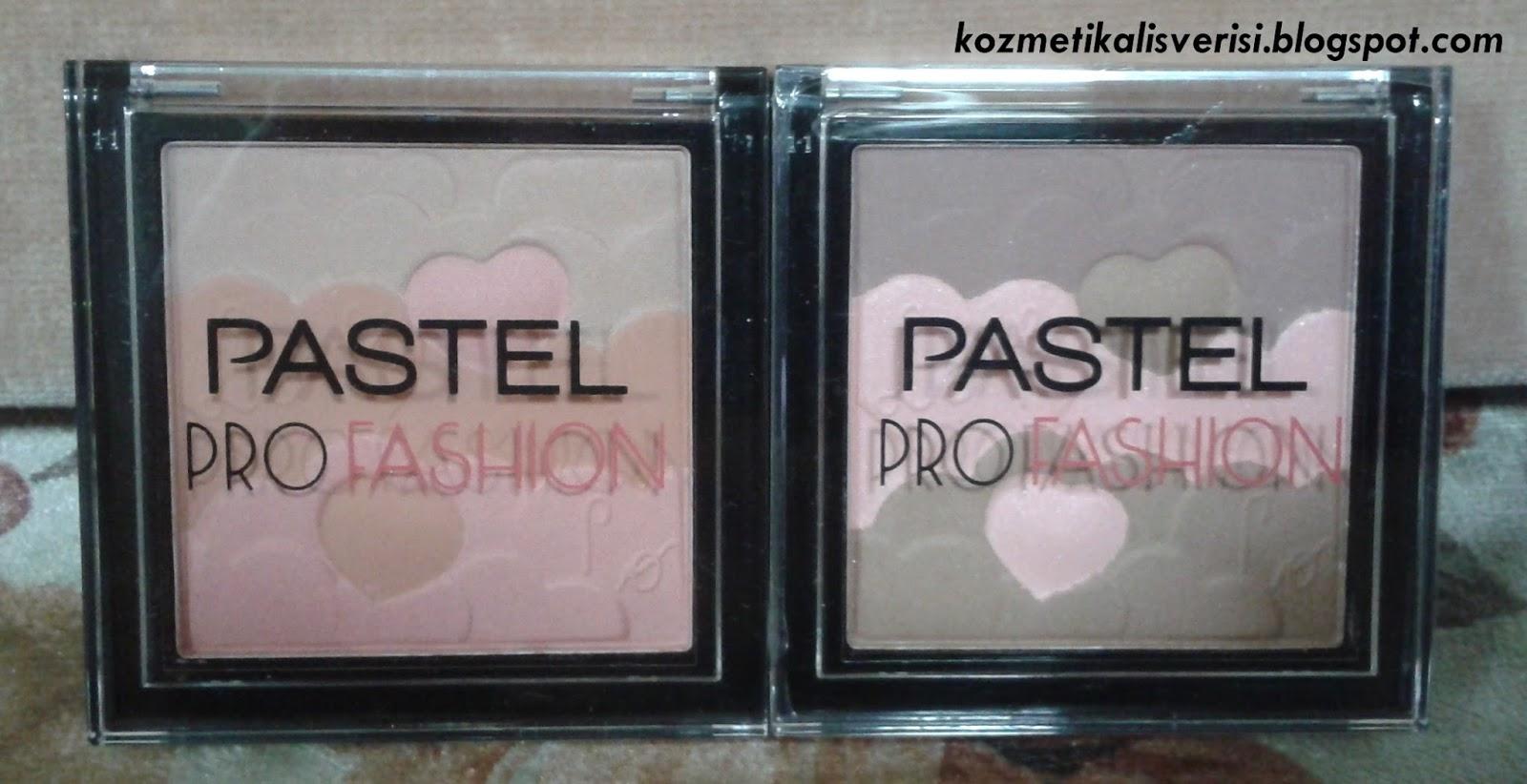 Pastel ProFashion Allık