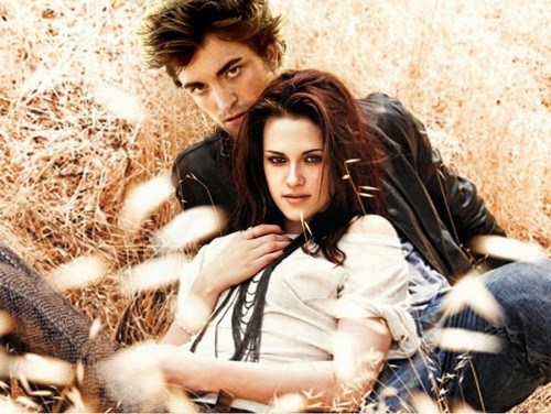 Robert Pattinson-Kristen Stewart